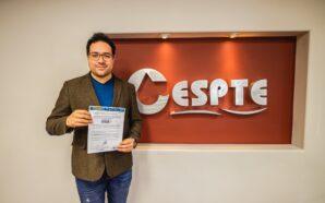 Recibe CESPTE certificación de excelencia en el gobierno