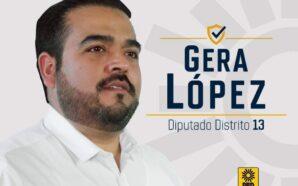 ANUNCIA GERA LÓPEZ SEPARACIÓN VOLUNTARIA AL PRD