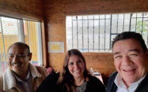 Xico Leyva se reúne con candidato del PRI, tras haber…