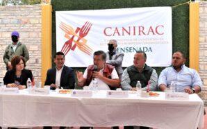 PRESENTA CANIRAC A HANK SU AGENDA DE TEMAS PARA REACTIVAR…