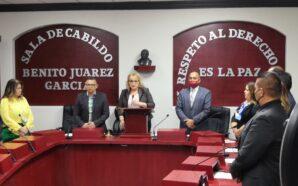 Dora Nidia Ruíz toma protesta como presidente municipal de Tecate
