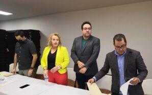 Hay reunión de la presidente municipal, y presidente electo, facilitan…