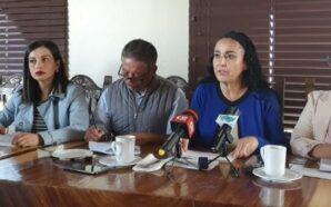 Presentan solicitud de juicio político en contra de Araceli Brown