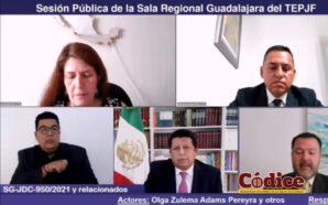 Ratifican sentencia a ex regidores por violentar derechos electorales de…